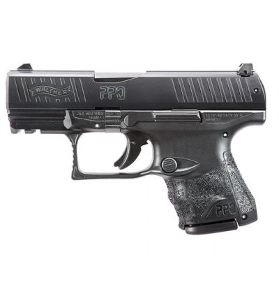 Walther Arms PPQ M2 SUB COMPACT 9MM XS F8 NS 10RD 15RD