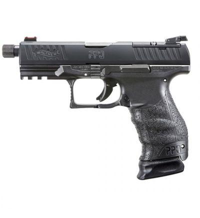 Walther Arms PPQ CLASSIC Q4 TAC 9MM 3 15RD THRD BBL