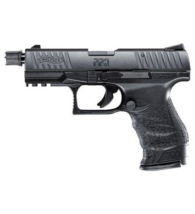 Walther Arms PPQ TACTICAL M2 22LR 4 BLK 10RD W/ THRD ADAP