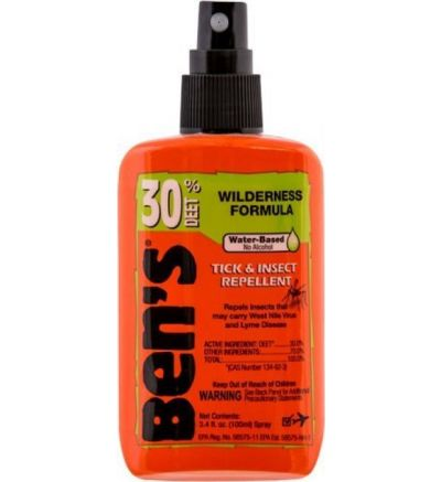 AMK BEN'S 30 INSECT REPELLENT