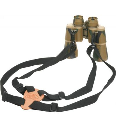 TOC BINOCULAR HARNESS BLACK