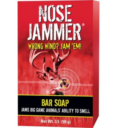 NOSE JAMMER BAR SOAP W/NOSE