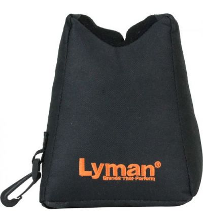 LYMAN CROSSHAIR FRONT SHOOTING