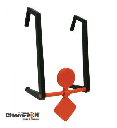 Champion DuraSeal Double Hanging Spinner Target