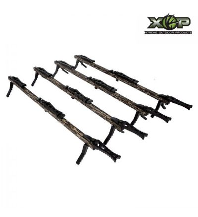 XOP Mossy Oak Dipped 4-Pack Climbing Sticks