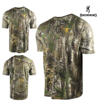 Browning Wasatch T-Shirt (2X)- RTX