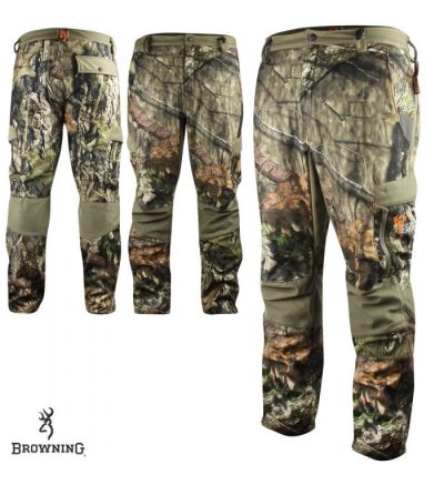 Browning Hell's Canyon Soft Shell Pants (S)- MOC