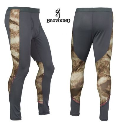 Browning Hell's Canyon Speed Riser-FM Base Layer Pants (2X)- ATACS AU