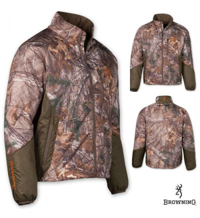 Browning Hell's Canyon Primaloft Jacket (S)- RTX