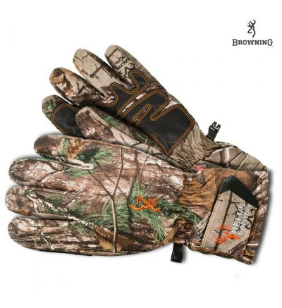 Browning Hell's Canyon Pre-Vent Glove (M)- RTX