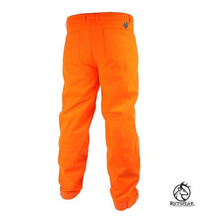 Rutwear MST Bonded Fleece Pants (XL)- Blaze