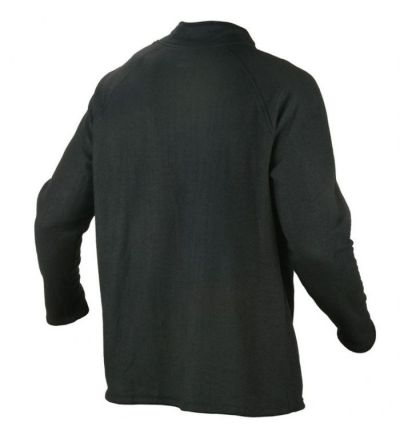 Ergodyne CORE Performance 1/4 Zip Fleece Pullover (2X)-Black