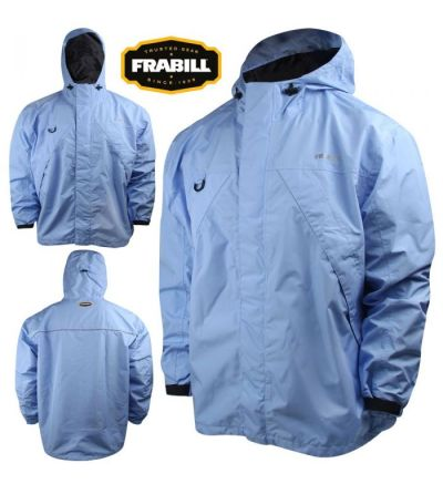 Frabill F1 Storm Jacket (XL)- Light Blue