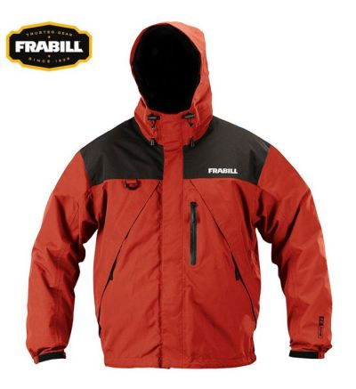 Frabill F2 Surge Jacket (S)- Red