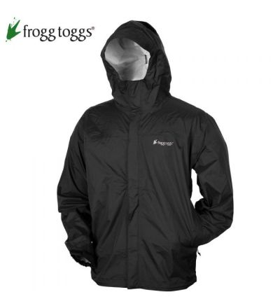 Frogg Toggs Java Toadz 2.5 Jacket (XL)- Black