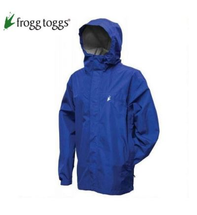 Frogg Toggs Java Toadz 2.5 Jacket (L)- Navy