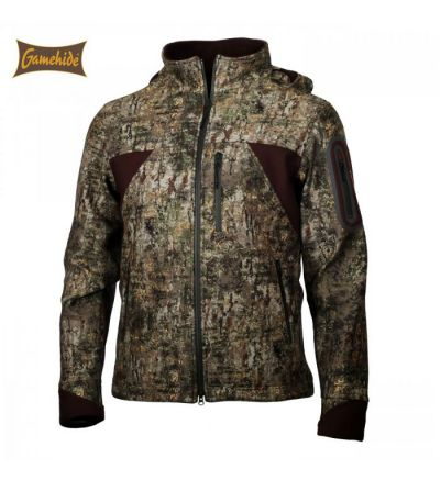 Gamehide Slammer Jacket (XL)- Shape Shift Camo