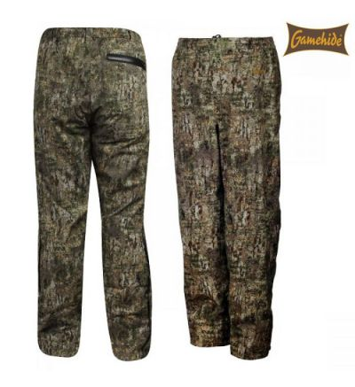 Gamehide Journey Hard Shell Pant (2X)- Shape Shift Camo