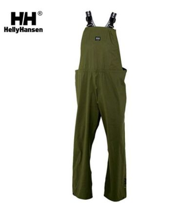 Helly Hansen Margaree Deluxe Bib (3X)- Army Green