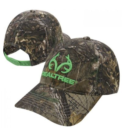 Realtree Antler Cap- RTX/Green