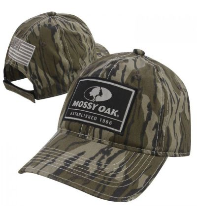 Mossy Oak Original Bottomlands Cap- MOBL