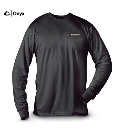 Arctic Shield X-System Lightweight Base Layer Shirt (L)- Black