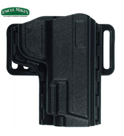 Uncle Mike's Tactical Reflex Open Top Holster 4-4.5
