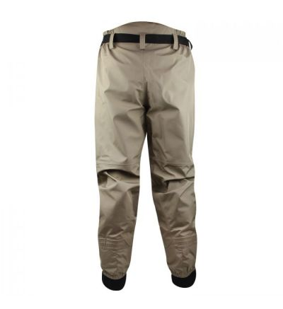Pro Line Stonee Brook Stocking Foot Waist High Waders (M)- Tan