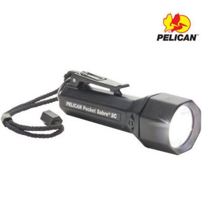 Pelican 1820C Pocket Sabre 2C Flashlight- Black