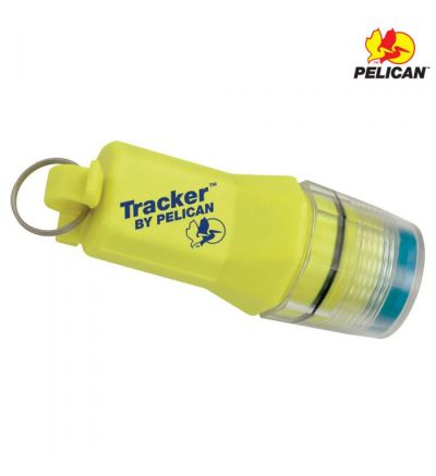 Pelican 2140C Tracker Flashlight- Yellow