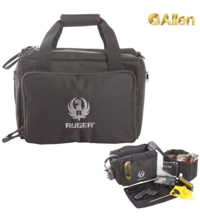 Allen Co. Ruger Performance Range Bag- Black