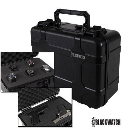 Blackwatch Go-Box Case Cube Foam - Dark Ops Blk