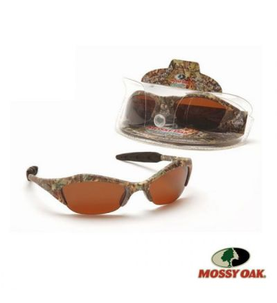 Mossy Oak Half Sport Obsession Polarized