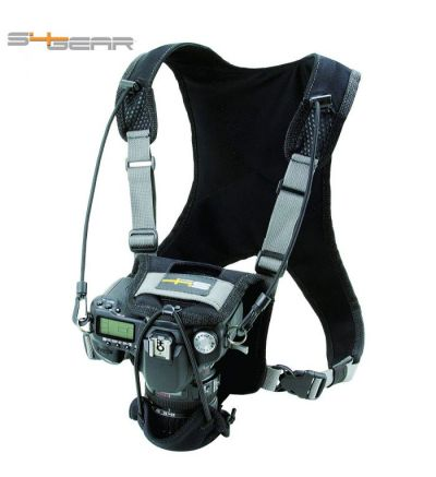 S4 Gear LockDown X Camera Harness- Black