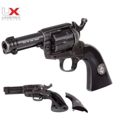 Umarex Legends Ace In The Hole (.177 cal) Air Pistol- Weathered