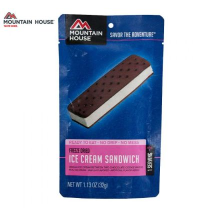 Mountain House Ice Cream Sandwich (Pouch)