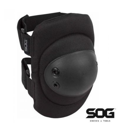SOG Tactical Elbow Pads- Black
