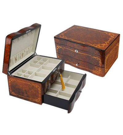 Sayre & Co. Lady Bird Jewelry Box