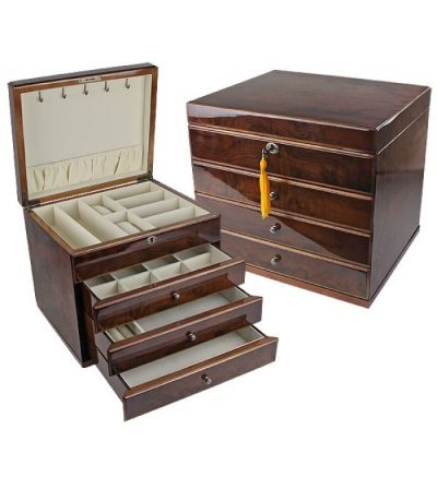 Sayre & Co. Whitehall Jewelry Box