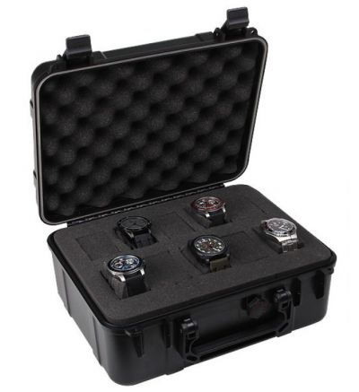 Megilla Shockproof 10-pc Watch Box