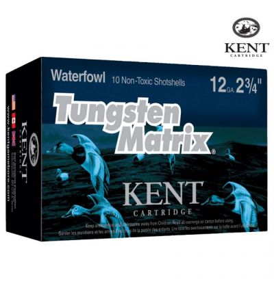 Kent 12G Tungsten Waterfowl 2.75