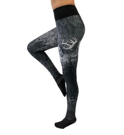 PROWIKMAX_PRINTED_LEGGING_WIDE_WAISTBAND_FIGHTING_WHITE_TAIL_L