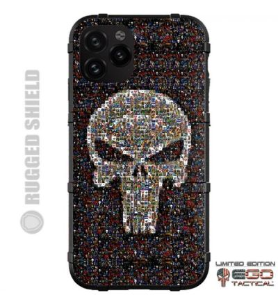 Punisher_Collage_Phone_Case