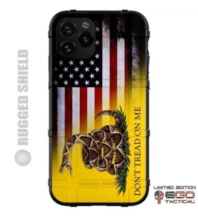 Don_t_Tread_on_Me_Flag_on_US_American_Flag_Tattered_Reversed_Phone_Case
