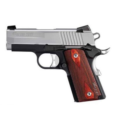 1911 ULTRA TRADITION 9MM 2TONE