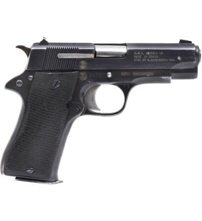 CI STAR BM PISTOL 9MM LUGER GOOD CONDITION