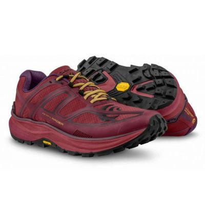 TOPO_ATHLETIC_Womens_MTN_Racer_Berry_Gold_Shoe