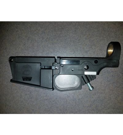 Tennessee Arms Co., .308 AR lower, Black, Serial #T000000691