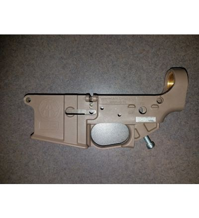 Tennessee Arms Co., AR15 lower, FDE