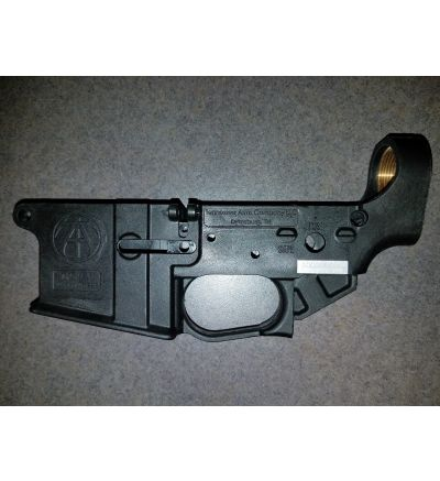 Tennessee Arms Co., AR15 lower, Black